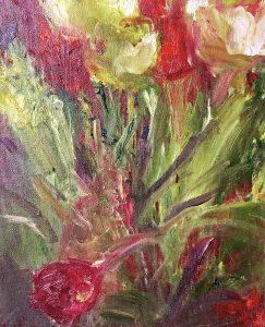 Oesje Zegel - Tulpen