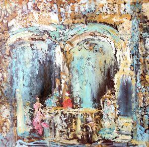 Oesje Zegel - Het altaar II