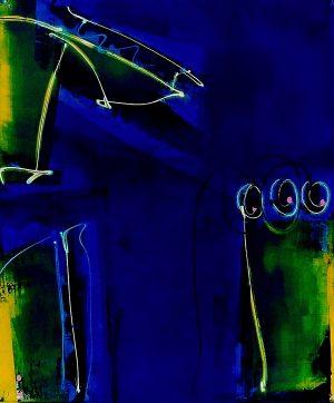Gerard Galema - Zonder titel XCVII