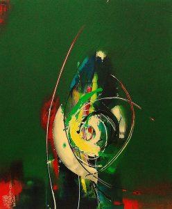 Gerard Galema - Zonder titel XCVIII