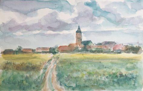 Geert Bok - Landschap III