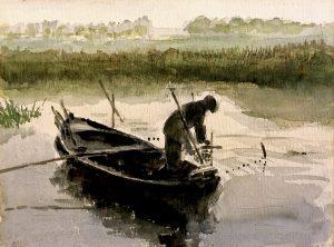Geert Bok - Vissen