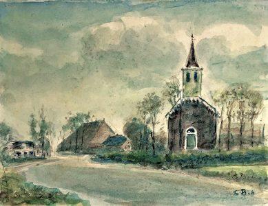Geert Bok - Landschap X