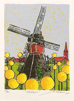 Huibert Sabelis - Holland
