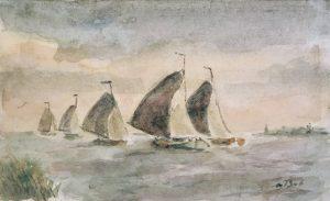 Geert Bok - Skûtsjes IV