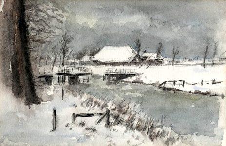 Geert Bok - Landschap XII