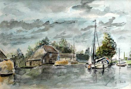 Geert Bok - Terhorne