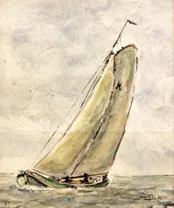 Geert Bok - Skûtsje III