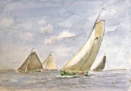Geert Bok - Sneeker pan