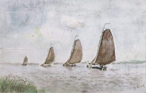 Geert Bok - Skûtsjes XI