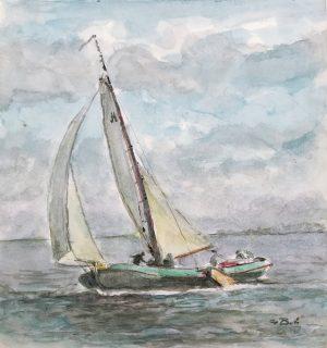 Geert Bok - Skûtsje VII