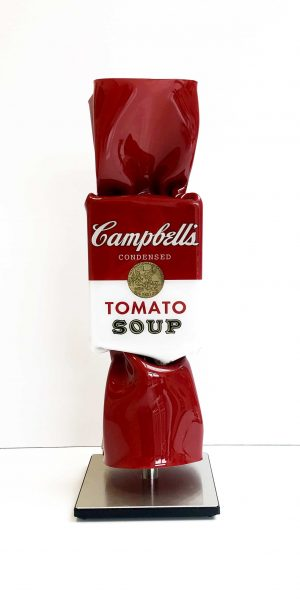 Ad van Hassel - Campbell's Soup (Warhol) I