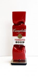 Ad van Hassel - Campbell's Soup (Warhol) II