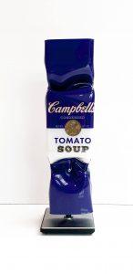 Ad van Hassel - Campbell's Soup (Warhol) III