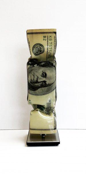 Ad van Hassel - 100 Dollar Bill