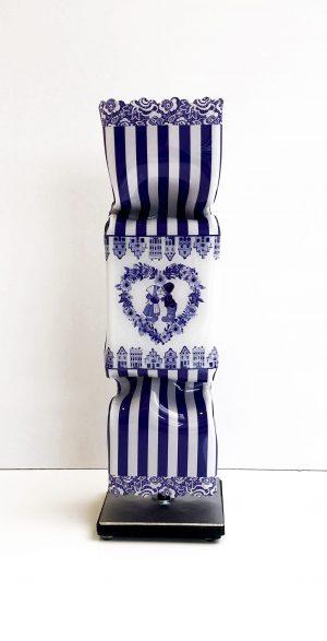 Ad van Hassel - Royal Delfts Blauw