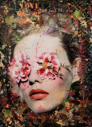 SoSerge (Serge Veenema) - Flower Lady