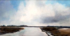 Annemarie IJssels - Grens van land en water (Brekken)