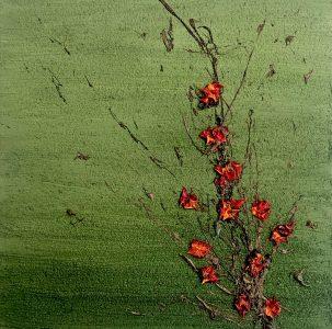 Bert van Santen - Flowers I
