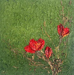 Bert van Santen - Flowers III