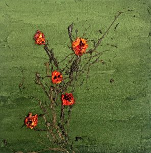 Bert van Santen - Flowers V