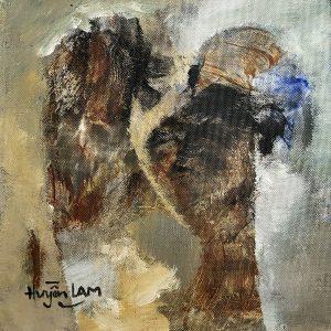 Lam Huyen - Zonder titel VI