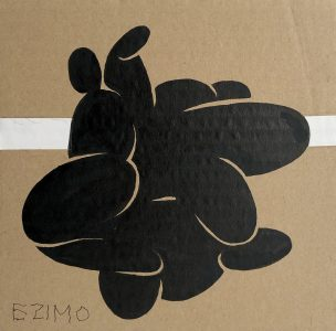 EZIMO Reinhard Bienert - Zonder titel VI