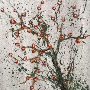 Bert van Santen - Flowers IX