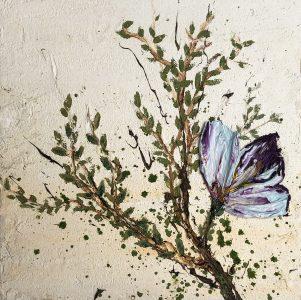 Bert van Santen - Flowers X