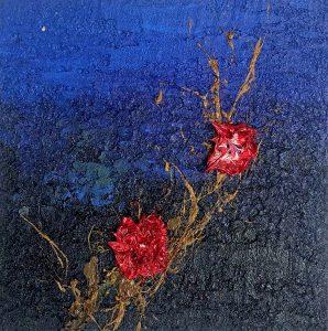 Bert van Santen - Flowers XI