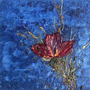 Bert van Santen - Flowers XII