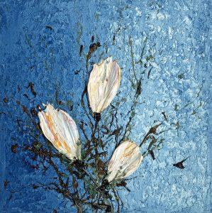 Bert van Santen - Flowers XIII