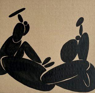 EZIMO Reinhard Bienert - Zonder titel XIII
