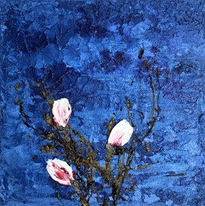 Bert van Santen - Flowers XIV