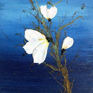 Bert van Santen - Flowers XV