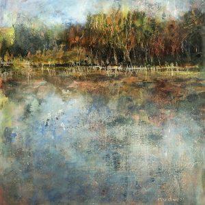 Aly van der Wal - Herfst