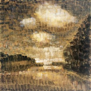 Henrie Vogel - Polderlandschap I