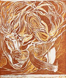 Henk Schouman - Paard van Troje II