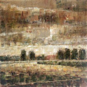 Henrie Vogel - Polderlandschap II