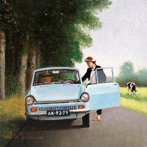 Martin Sijbesma - DAF '33