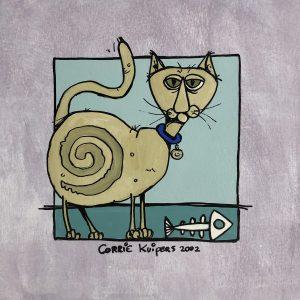 Corrie Kuipers - Kat