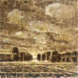 Henrie Vogel - Polderlandschap III