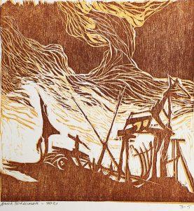 Henk Schouman - Paard van Troje V