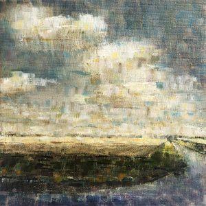 Henrie Vogel - Polderlandschap V