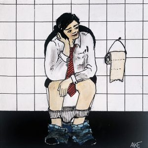 Anke Peddemors - Zonder titel X
