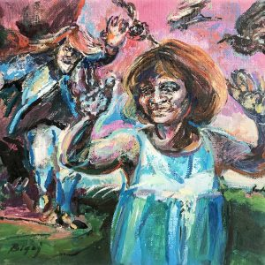 Beata Bigaj - Birds II