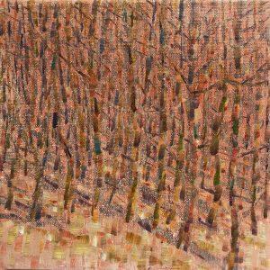 Henrie Vogel - Polderlandschap X