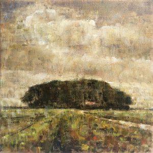 Henrie Vogel - Polderlandschap XI