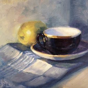 Janey Robertson - Lemon Tea