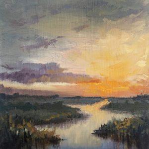 Janey Robertson - Sunset